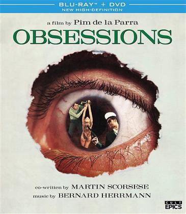 Obsessions (1969) (Blu-ray + DVD)