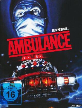 Ambulance (1990) (Limited Edition, Mediabook, Uncut, Blu-ray + 2 DVDs)