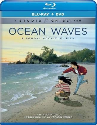 Ocean Waves - Ocean Waves (2PC) (W/DVD) (1993) (Blu-ray + DVD)