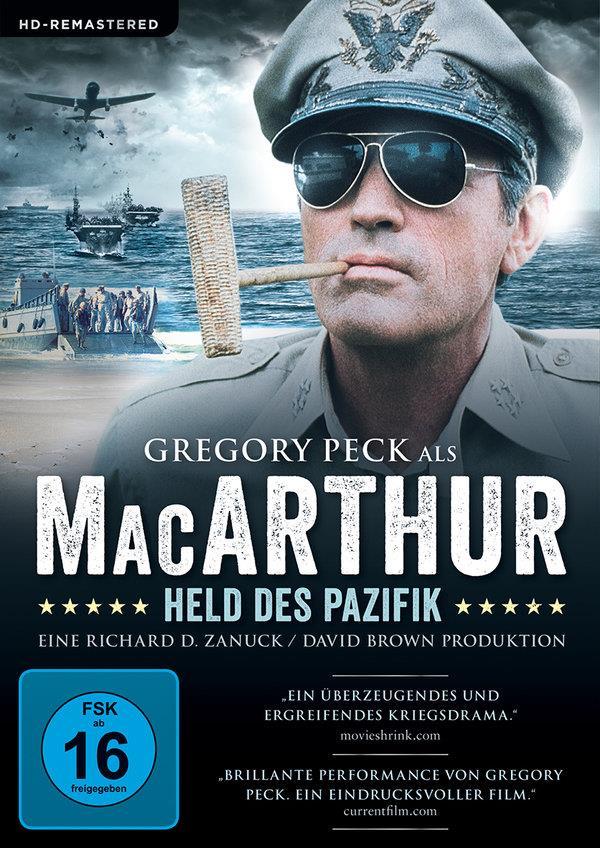 MacArthur - Held des Pazifik (1977) (Remastered)