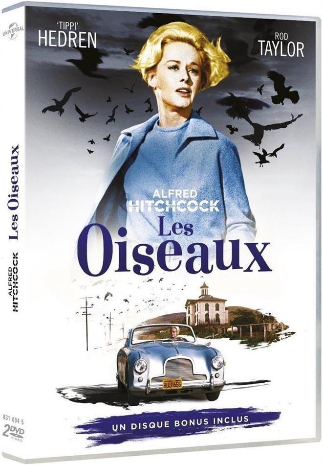 Les oiseaux (1963) (2 DVDs)
