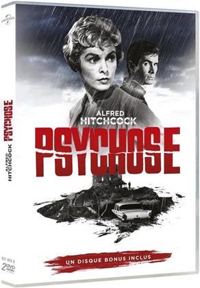 Psychose (1960) (n/b, 2 DVD)