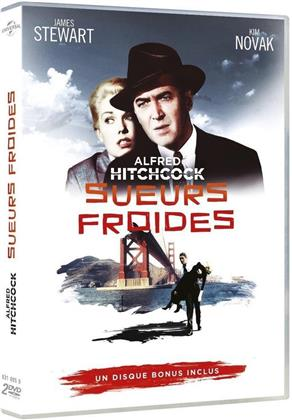Sueurs froides (1958) (2 DVD)