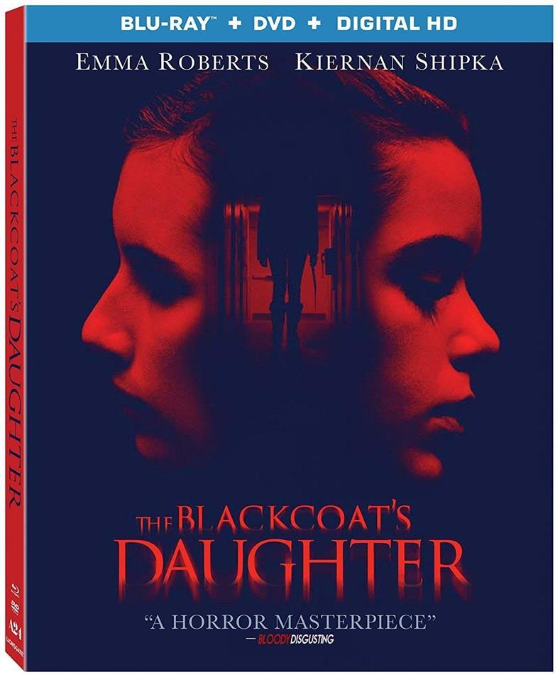 The Blackcoat's Daughter (2015) (Blu-ray + DVD)