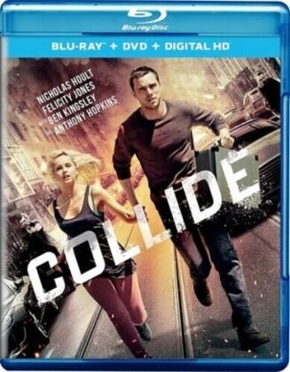 Collide (2016) (Blu-ray + DVD)