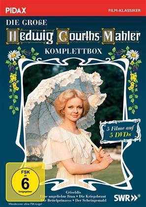Die grosse Hedwig Courths-Mahler Komplettbox (5 DVDs)