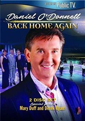 Daniel O'Donnell - Back Home Again (2 DVDs)