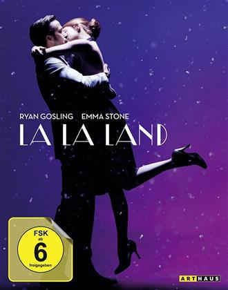 La La Land (2016) (Arthaus, Mediabook, Blu-ray + CD)