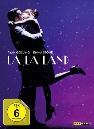 La La Land (2016) (Arthaus, Mediabook, DVD + CD)