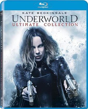 Underworld 1-5 (Ultimate Collection, 5 Blu-ray)