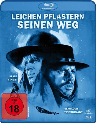 Leichen pflastern seinen Weg (1968) (Filmjuwelen, Edizione Restaurata)