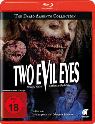 Two Evil Eyes (1990) (The Dario Argento Collection)