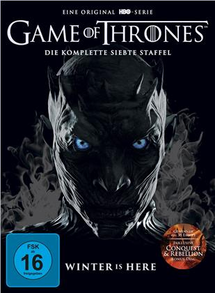 Game of Thrones - Staffel 7 (Limited Edition, 5 DVDs)