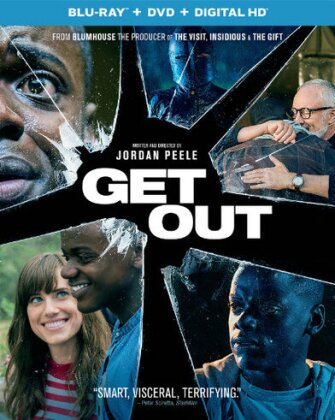 Get Out (2017) (Blu-ray + DVD)
