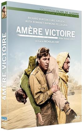 Amère victoire (1957) (Collection Films de guerre, s/w, Remastered)