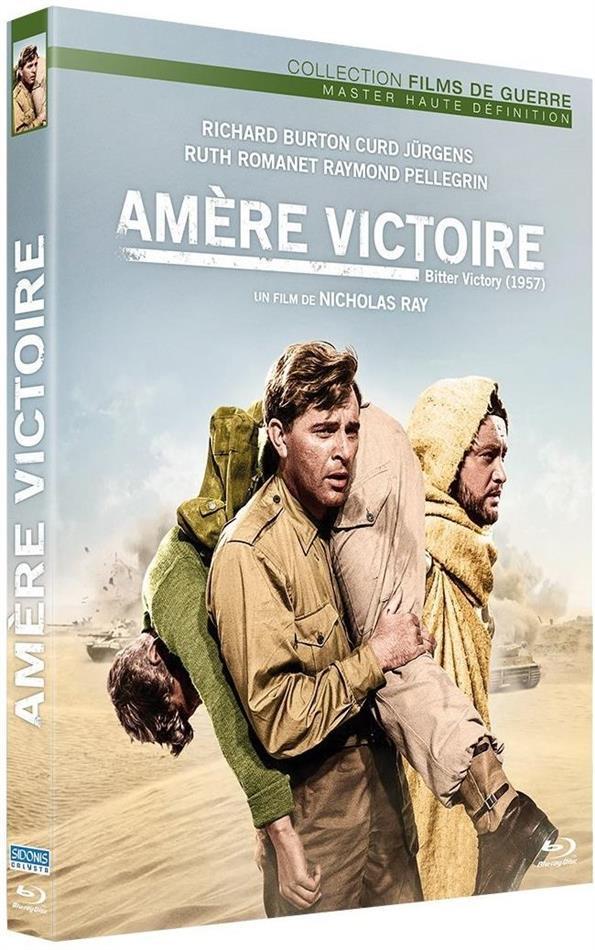 Amère victoire (1957) (Collection Films de guerre, s/w, Remastered)