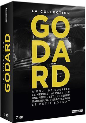 La Collection Godard (Box, 7 DVDs)
