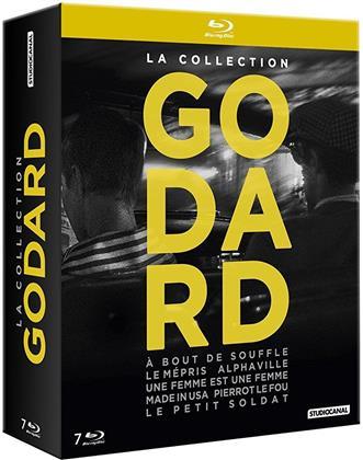La Collection Godard (Box, 7 Blu-rays)