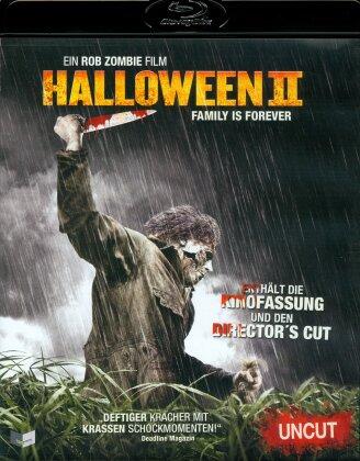 Halloween 2 (2009) (Director's Cut, Kinoversion, Uncut)