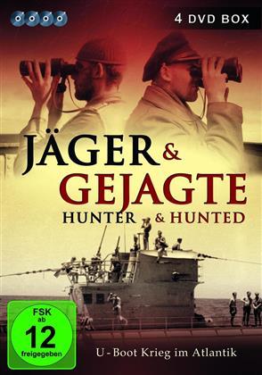 Jäger & Gejagte (4 DVDs)