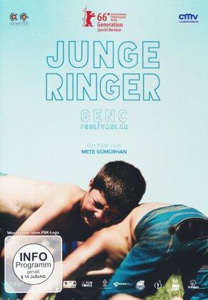 Junge Ringer - Genç pehlivanlar (2016)