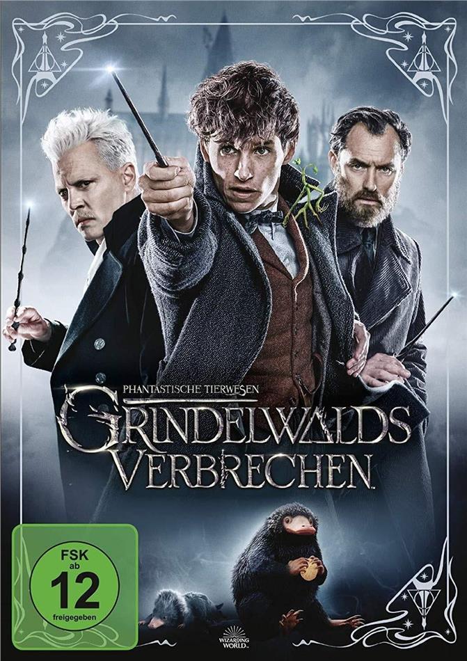 Phantastische Tierwesen 2 - Grindelwalds Verbrechen (2018)