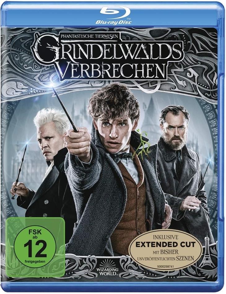 Phantastische Tierwesen 2 - Grindelwalds Verbrechen (2018) (Extended Edition, Kinoversion)