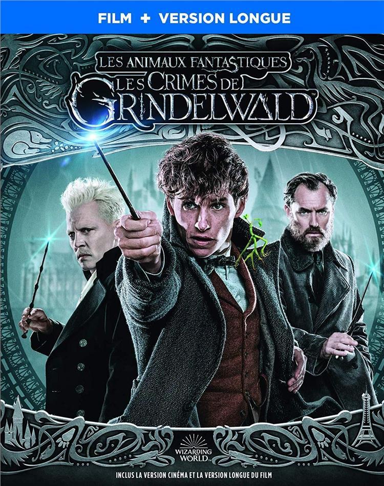 Les animaux fantastiques 2 - Les crimes de Grindelwald (2018) (Kinoversion, Langfassung)