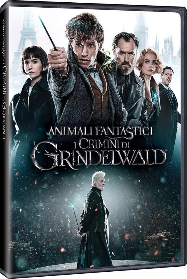 Animali fantastici 2 - I crimini di Grindelwald (2018)
