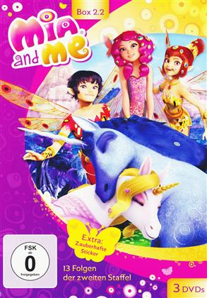 Mia and Me - Staffel 2.2 (3 DVDs)