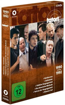 Tatort - 90er Box 1 - Die Jahre 1990 - 1992 (3 DVDs)