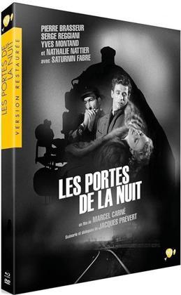 Les portes de la nuit (1946) (Collection Version restaurée par Pathé, Remastered in 4K, s/w, Blu-ray + DVD)