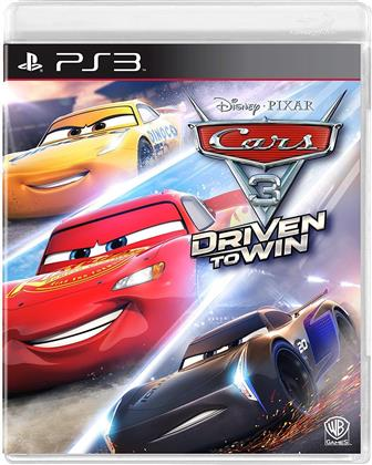 Cars 3 - Driven to Win - (German Version)
