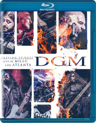 Dgm - Passing Stages - Live in Milan and Atlanta