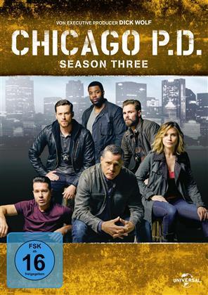 Chicago P.D. - Staffel 3 (6 DVDs)