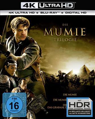 Die Mumie - Trilogie (3 4K Ultra HDs + 3 Blu-rays)