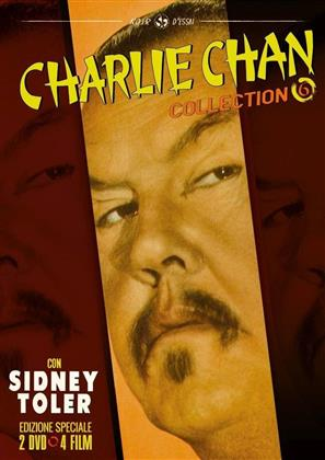 Charlie Chan Collection 6 (s/w, 2 DVDs)