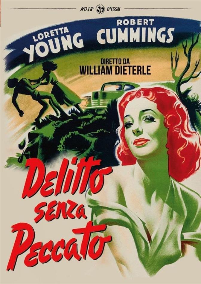 Delitto senza peccato (1949) (s/w, Neuauflage)