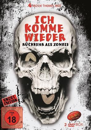 Ich komme wieder - Rückkehr als Zombie - 4 Spielfilme Box (Uncut, 2 DVDs)
