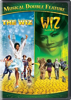 The Wiz / The Wiz Live (Musical Double Feature, 2 DVDs)