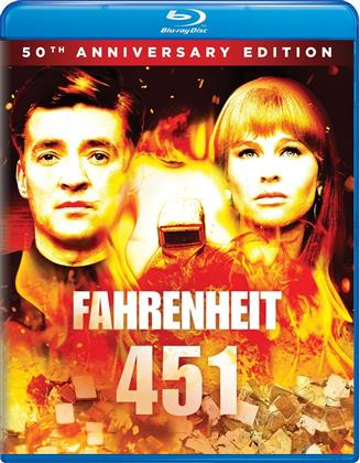 Fahrenheit 451 (1966) (50th Anniversary Edition)