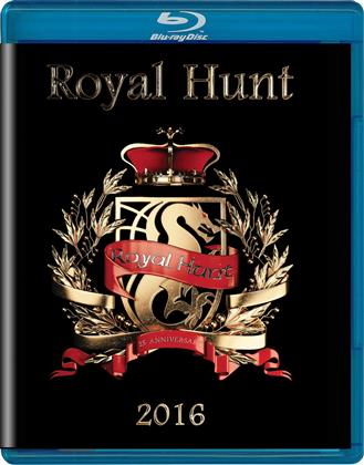 Royal Hunt - 2016 (25th Anniversary)