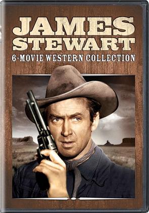 James Stewart - 6-Movie Western Collection (3 DVDs)