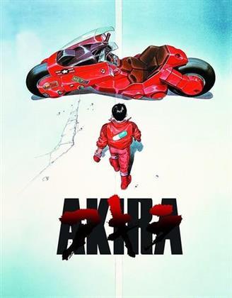 Akira (1988) (Collector's Case, Steelbook, 2 Blu-rays + DVD)