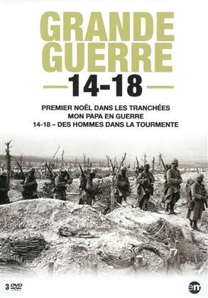 Grande Guerre 14-18 (n/b, 3 DVD)