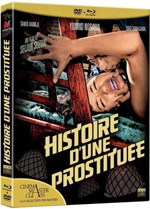 Histoire d'une prostituée (1965) (Cinema Master Class, s/w, Blu-ray + DVD)