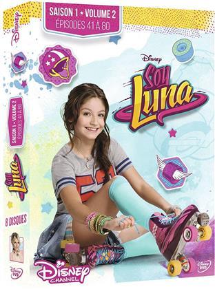 Soy Luna - Saison 1 - Volume 2 (8 DVDs)