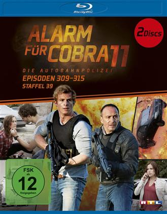 Alarm für Cobra 11 - Staffel 39 (2 Blu-rays)