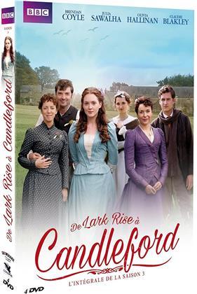 De Lark Rise à Candleford - L'intégrale de la Saison 3 (BBC, 4 DVDs)