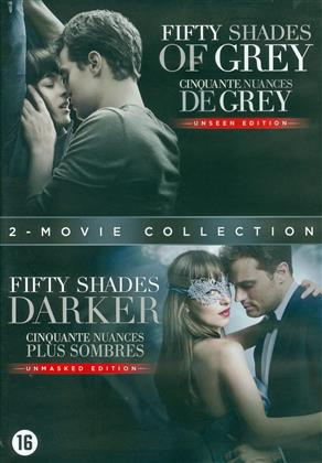 Cinquante nuances de Grey / Cinquante nuances plus sombres (Extended Edition, Kinoversion, 2 DVDs)